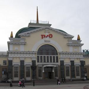 Железнодорожные вокзалы Славгорода
